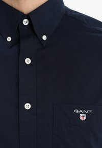 GANT - THE BROADCLOTH - Skjorta - navy - 4
