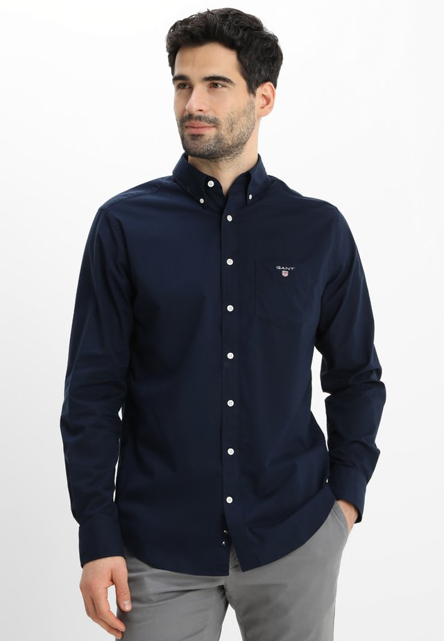 THE BROADCLOTH - Camisa - navy