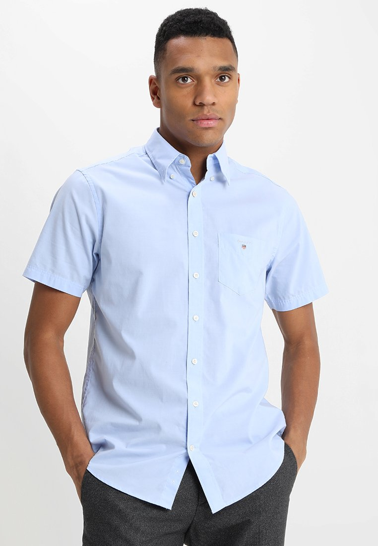 GANT - THE BROADCLOTH REGULAR FIT - Hemd - hamptons blue