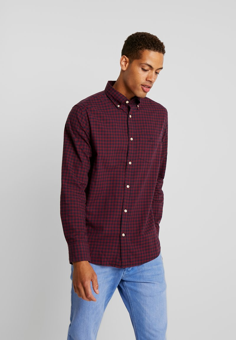 GANT - REGULAR FIT - Hemd - port red
