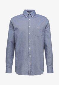 GANT - THE OXFORD - Shirt - evening blue - 4