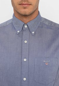 GANT - THE OXFORD - Shirt - evening blue - 5
