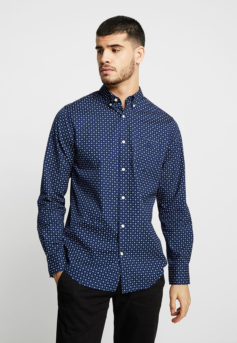 GANT - REGULAR FIT - Hemd - persian blue