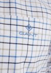 GANT - THE BEEFY OXFORD CHECK REGULAR FIT - Skjorter - mid blue