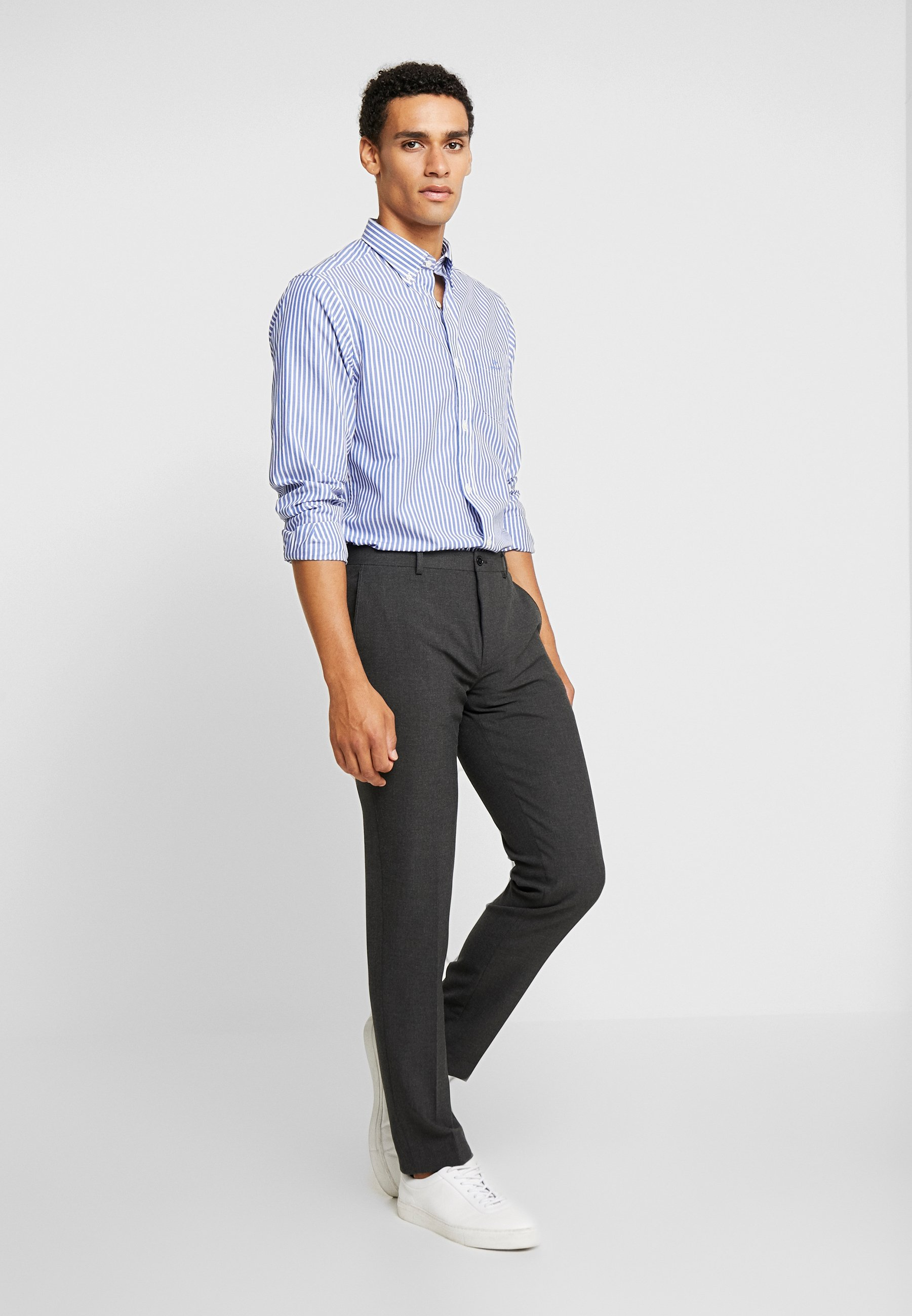 Gant Skjorta - Blue