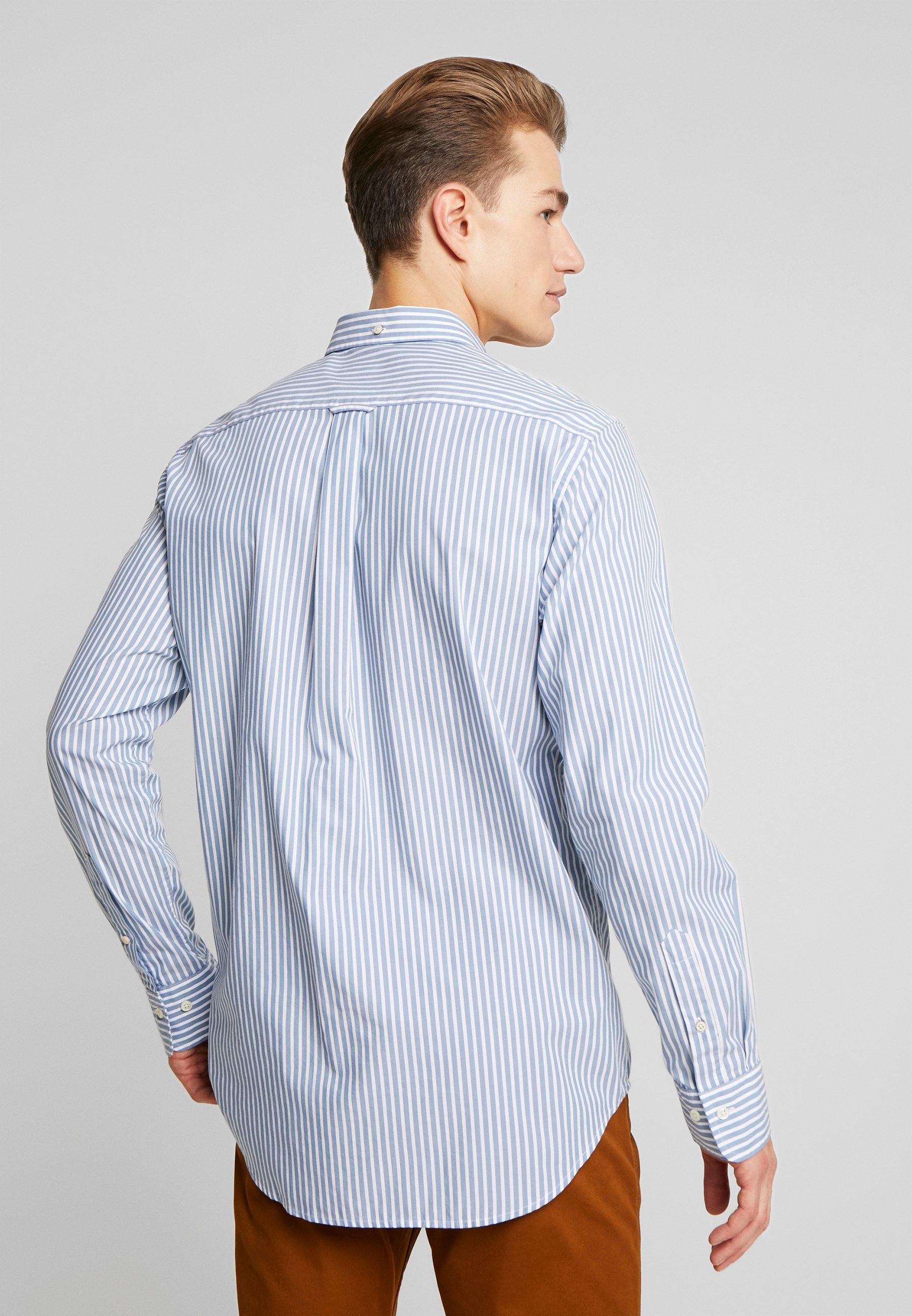 Gant Skjorter - Atlantic Blue