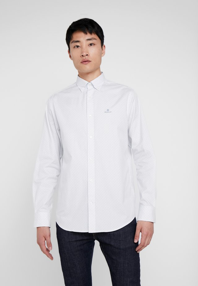 MICRO PRINT  - Camisa - eggshell