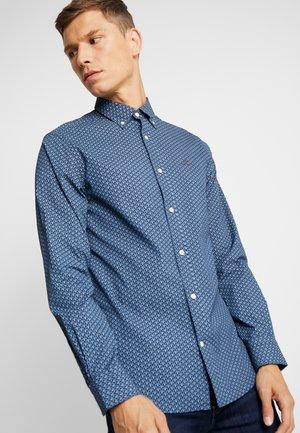 MICRO PRINT  - Camisa - marine