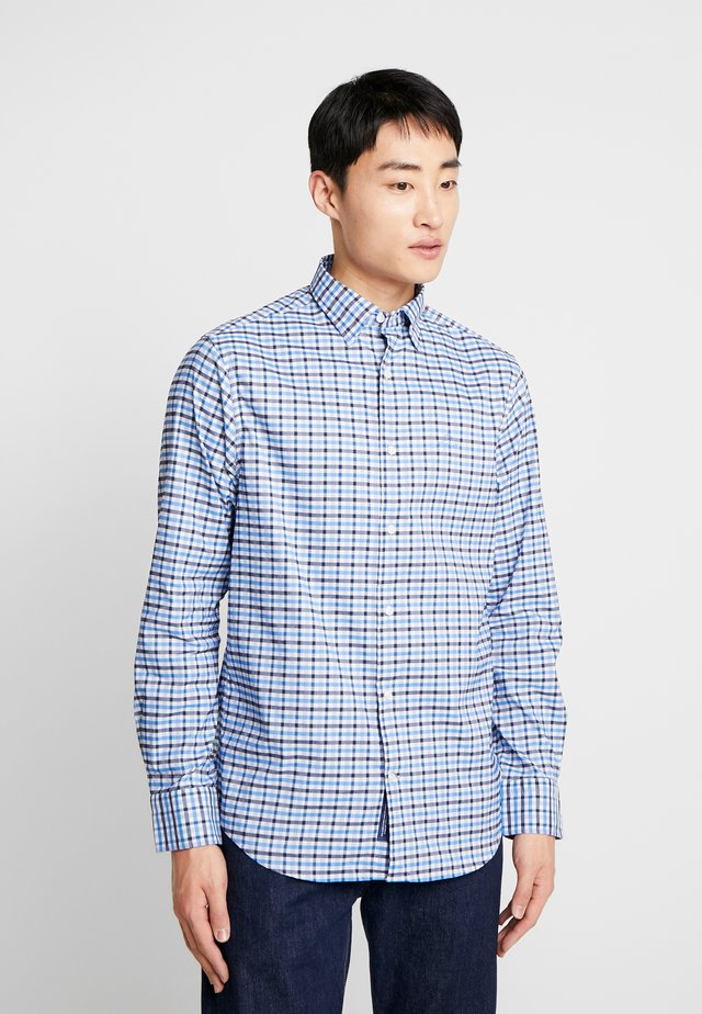 GINGHAM REGULAR - Camisa - atlantic blue