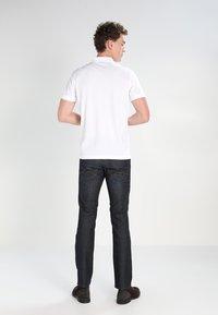 GANT - SOLID RUGGER - Polo - white - 2