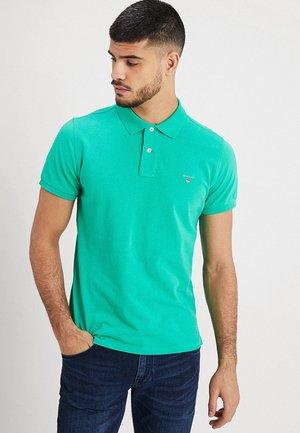 SOLID RUGGER - Polo shirt - grün
