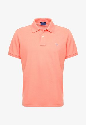 SOLID RUGGER - Polotričko - coral/orange