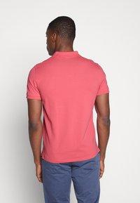 GANT - SOLID RUGGER - Piké - bright pink - 2