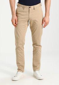 GANT - Kalhoty - khaki - 0