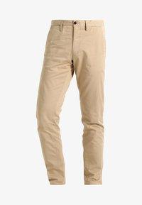 GANT - Kalhoty - khaki - 5
