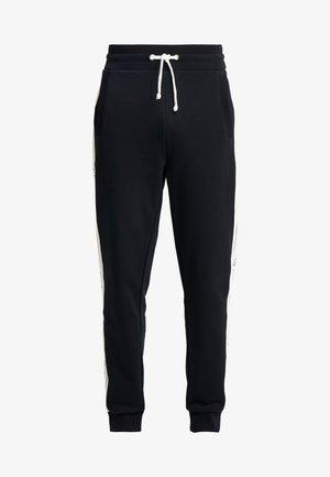 ICONIC PANT - Spodnie treningowe - black