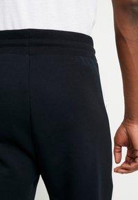 GANT - ICONIC PANT - Pantaloni sportivi - black - 3