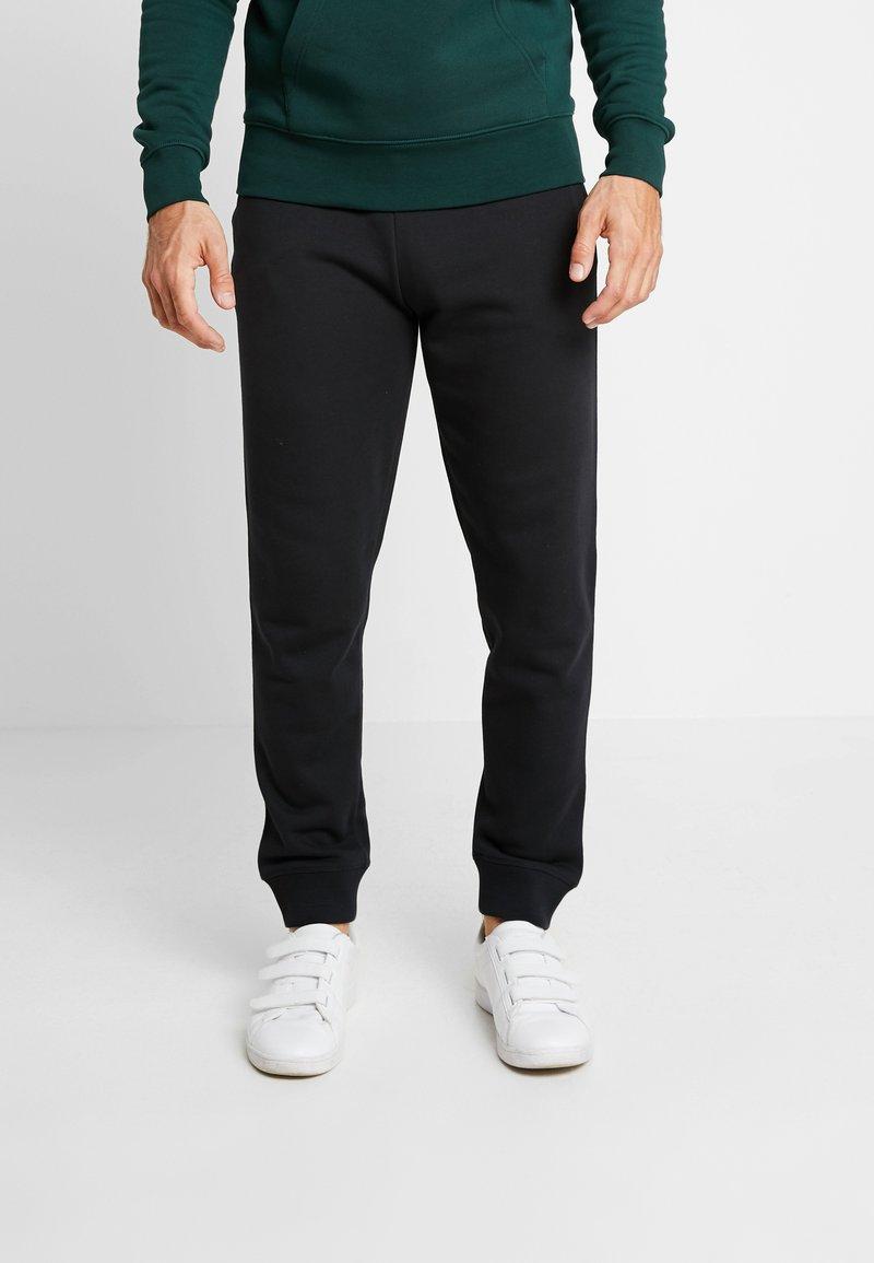 GANT - THE ORIGINAL PANT - Spodnie treningowe - black