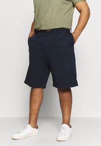 GANT - PLUS RELAXED  - Shorts - marine - 0