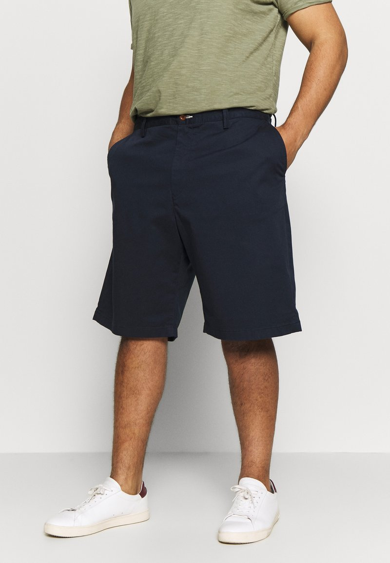 GANT - PLUS RELAXED  - Shorts - marine