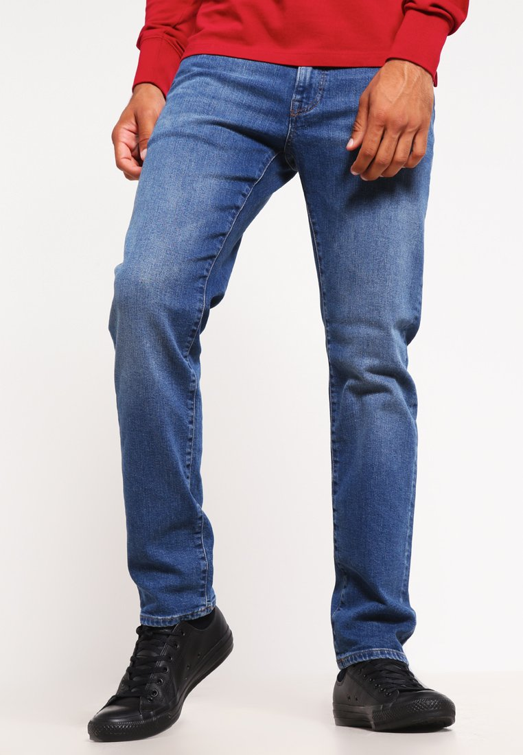GANT - Jeans Straight Leg - mid blue