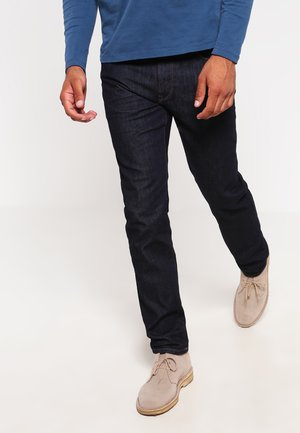 Jeansy Straight Leg - dark blue