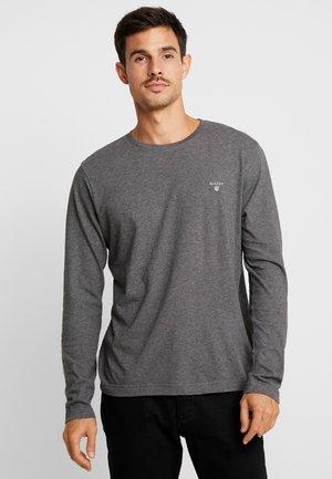 THE ORIGINAL - Långärmad tröja - anthrazit melange