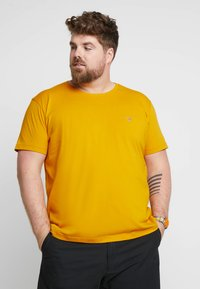 GANT - Camiseta básica - ivy gold - 0