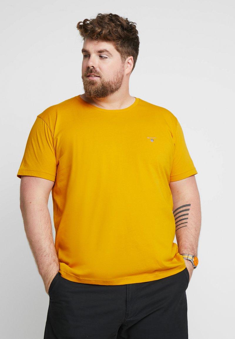 GANT - Camiseta básica - ivy gold