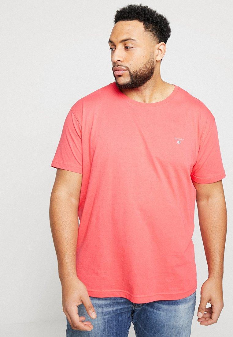 GANT - Camiseta básica - watermelon red