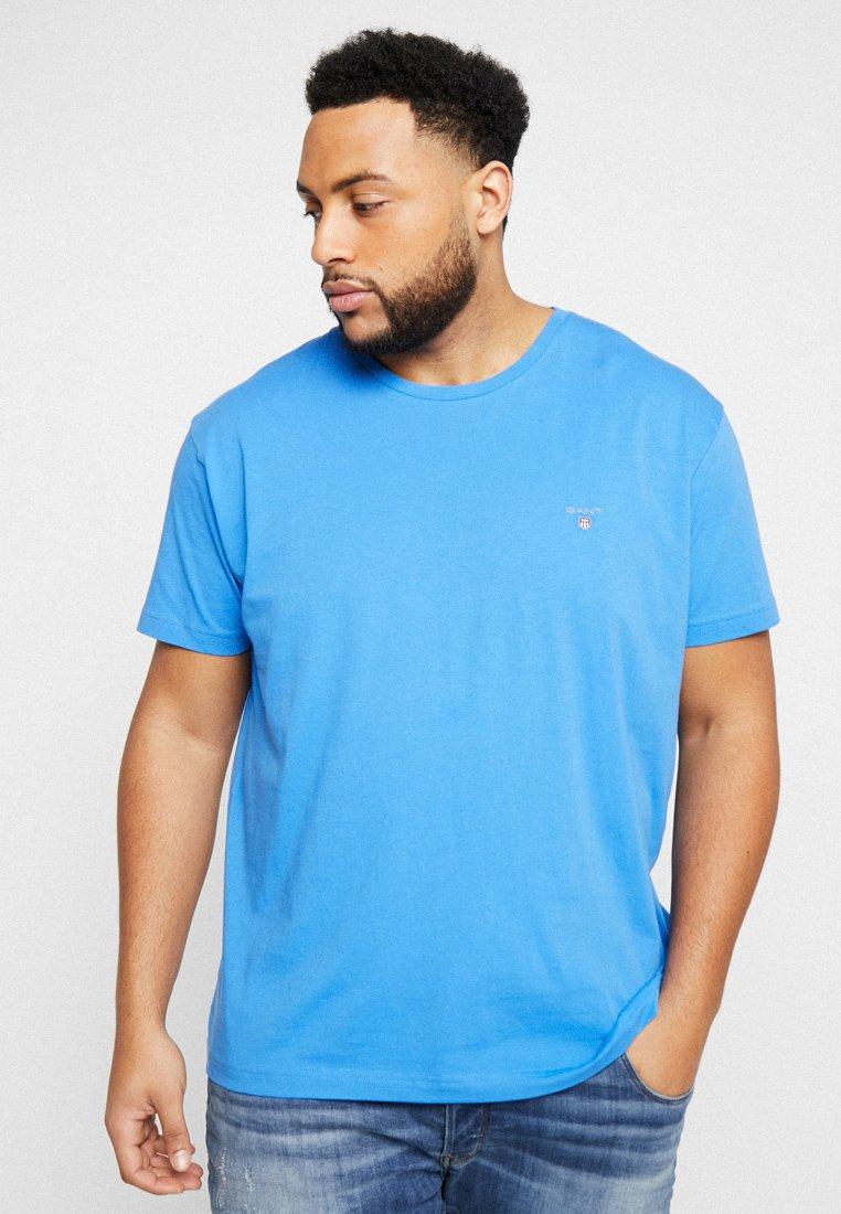 GANT - THE ORIGINAL - Camiseta básica - palace blue