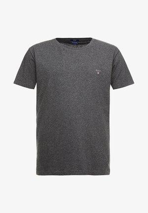 T-shirt basic - anthracite