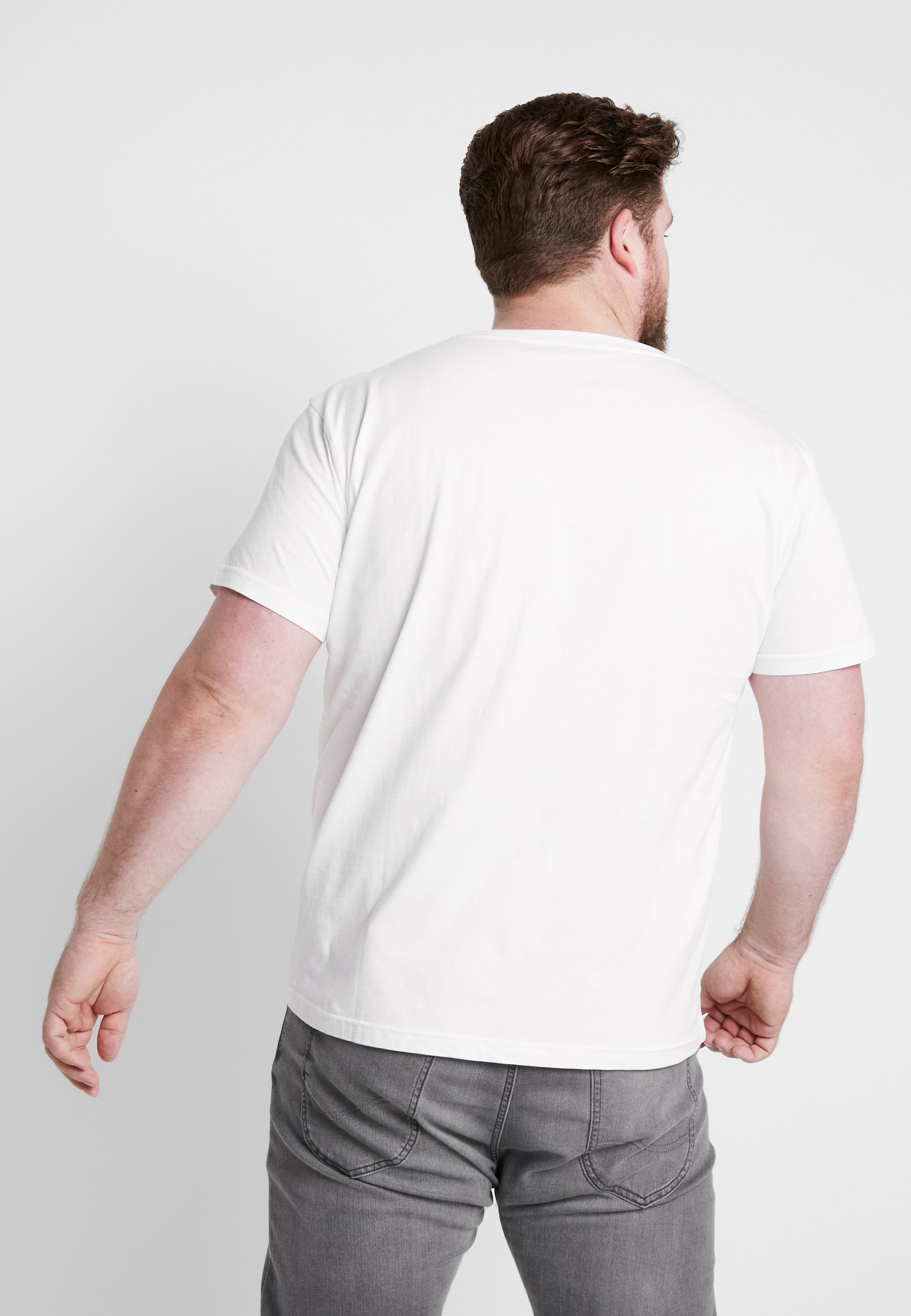 StripeT Eggshell Imprimé Gant Gant shirt wNnXZ80PkO