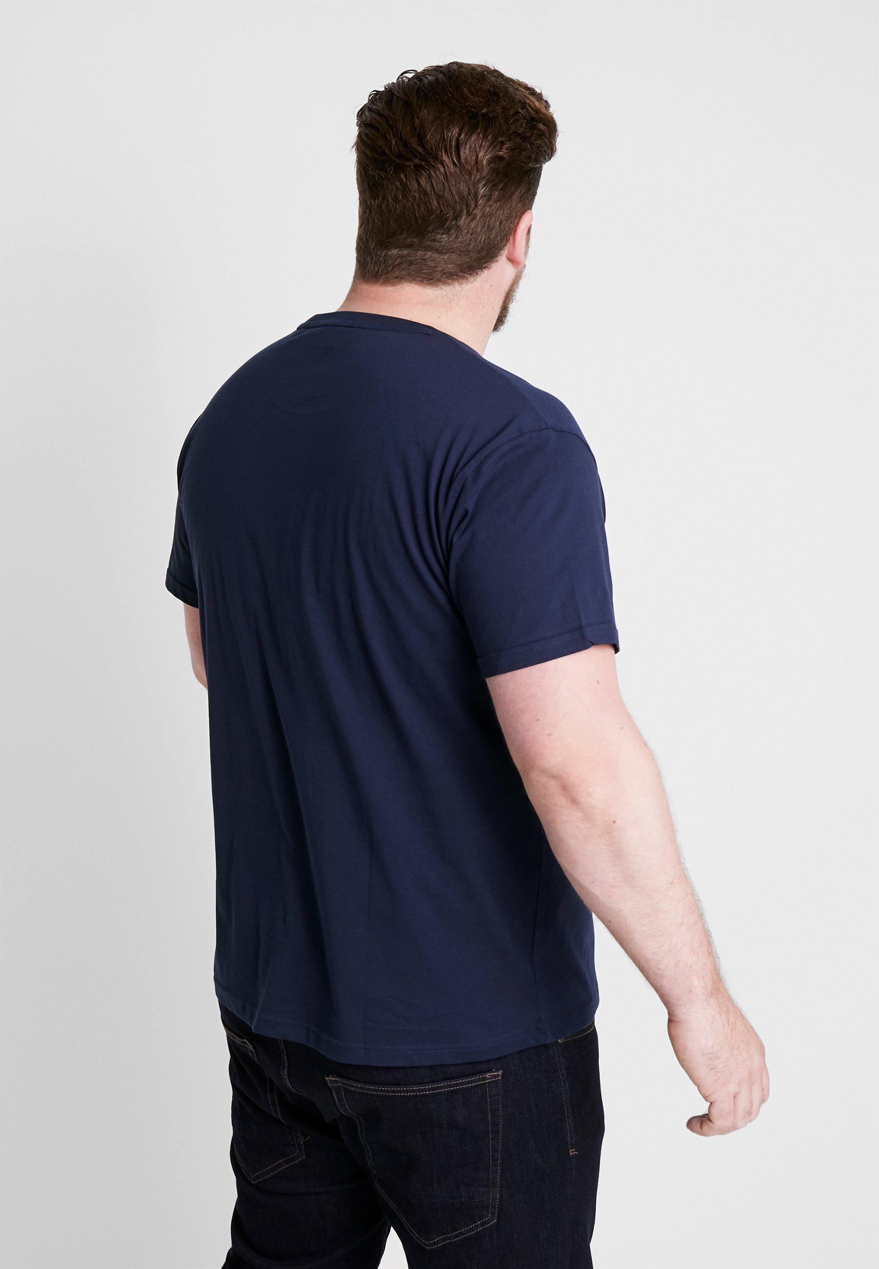 Gant Stripe - Printtipaita Evening Blue