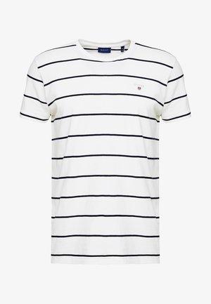 BRETON STRIPE - T-shirt con stampa - eggshell