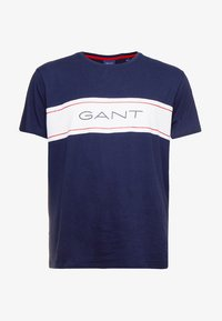 GANT - ARCHIVE  - Camiseta estampada - evening blue - 4