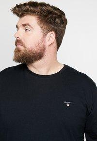 GANT - THE ORIGINAL - Long sleeved top - black - 4