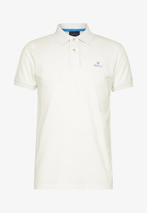 Polo shirt - eggshell