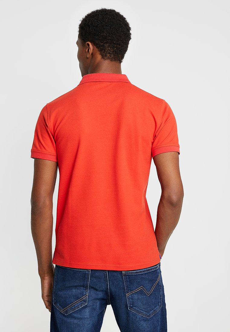 Gant Contrast Blood Orange Blood Orange CollarPolo CollarPolo Blood Gant Gant CollarPolo Contrast Contrast qzMVUpS