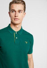 GANT - Polo - pine green - 4
