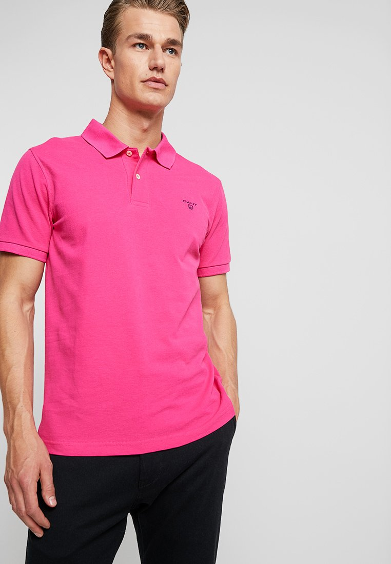 GANT - THE SUMMER - Polo shirt - pink