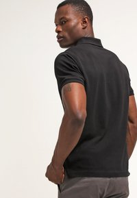 GANT - THE SUMMER - Piké - black - 2