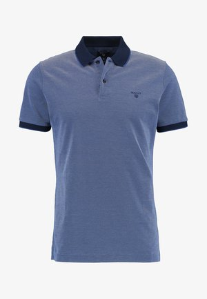 OXFORD RUGGER - Polo - persian blue