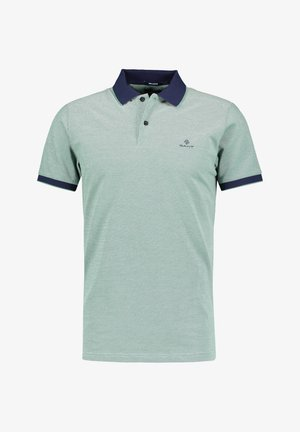 OXFORD RUGGER - Polo shirt - pistazie
