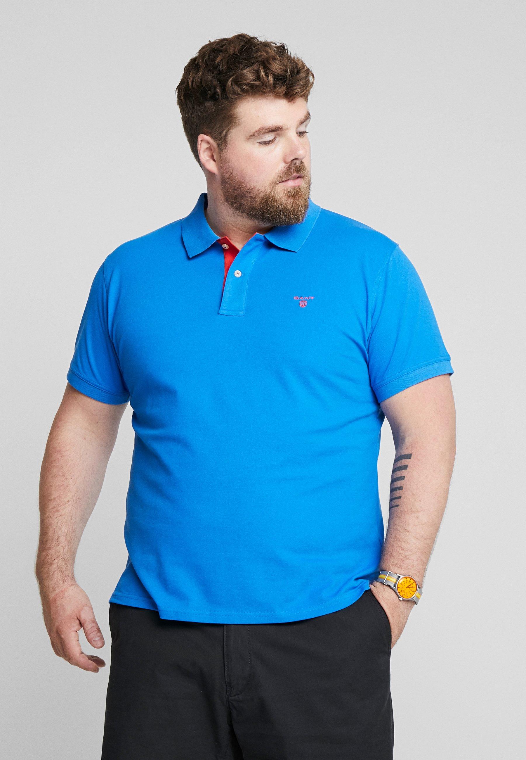 Blue RuggerPolo Gant Contrast Lake Collar bf7gyIYm6v