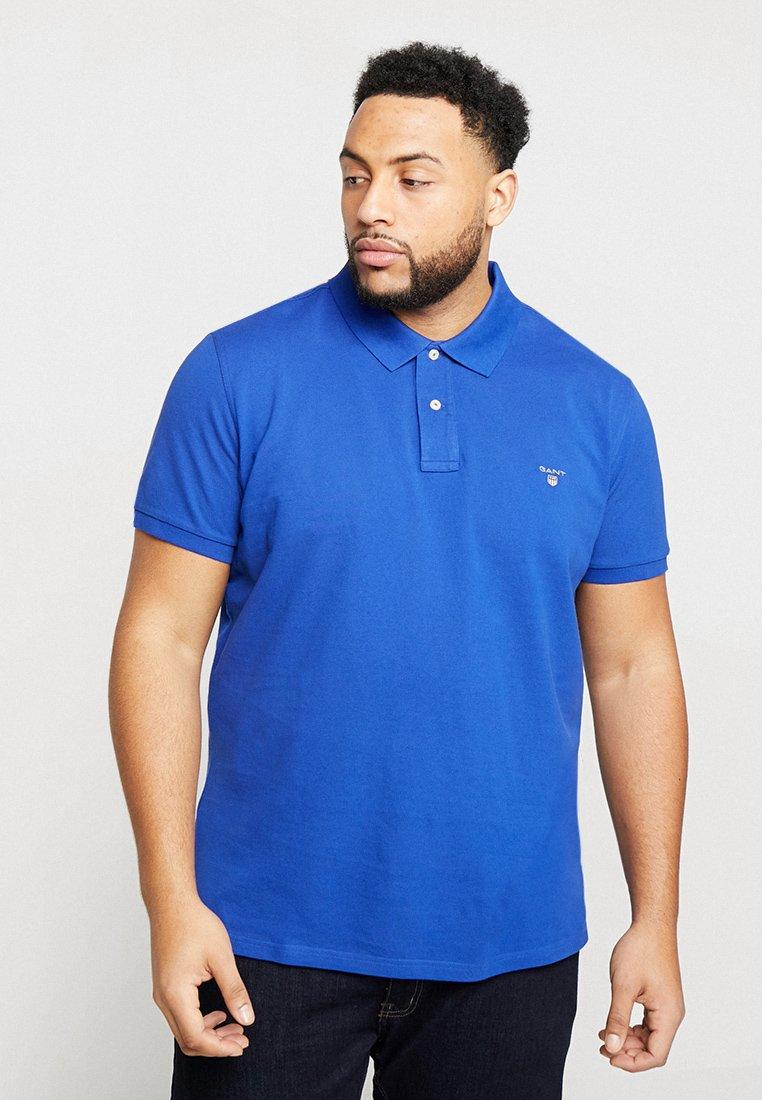 GANT - THE ORIGINAL RUGGER - Koszulka polo - college blue
