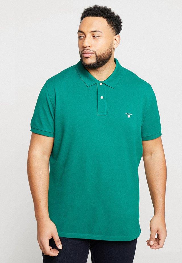 THE ORIGINAL RUGGER - Piké - ivy green