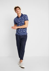 GANT - RUGGER - Koszulka polo - persian blue - 1