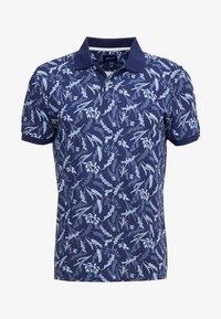 GANT - RUGGER - Koszulka polo - persian blue - 4