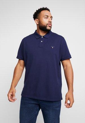 PLUS THE ORIGINAL RUGGER - Koszulka polo - evening blue